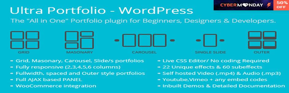 Ultra Portfolio WordPress