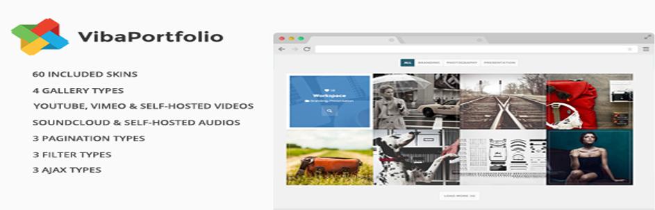 Viba Portfolio WordPress Plugin