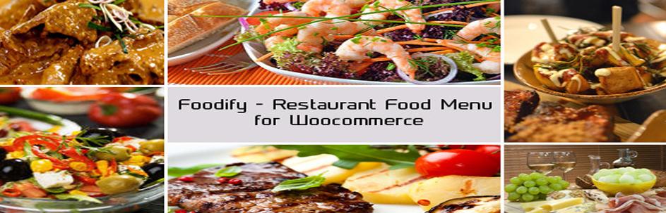 Foodify | WordPress restaurant food menu plugin