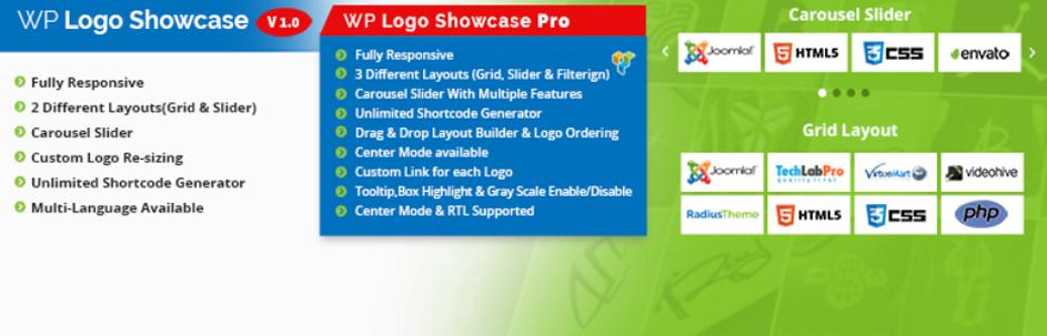Logo Slider and Showcase