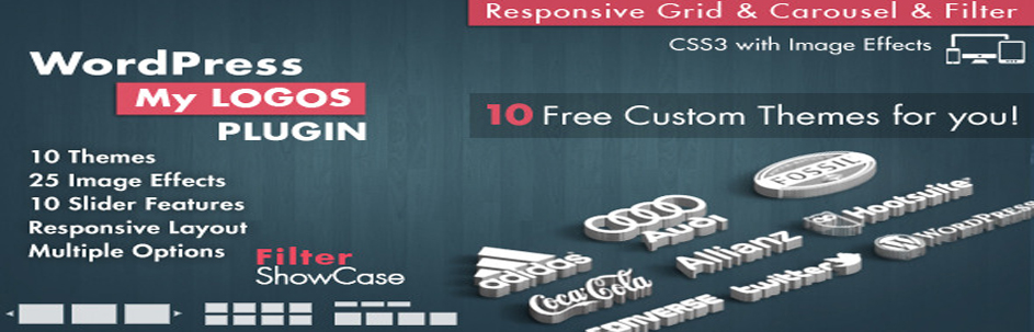 My Logos Showcase WordPress Plugin