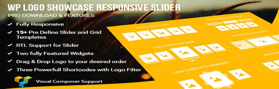 WP Logo Showcase Responsive Slider Pro